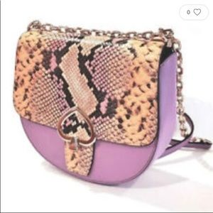 Kate Spade Robyn Exotic Saddle